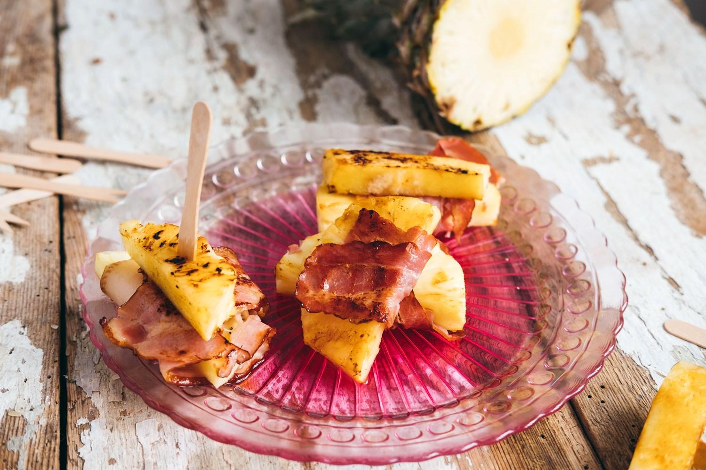 Ananas z boczkiem Kaminiarz